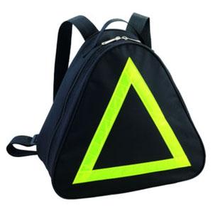 両リュック・ピラミッド型バッグ