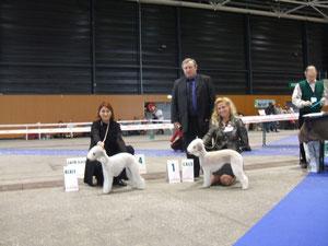 Tsarine obtient la 1ère place et le CACS !