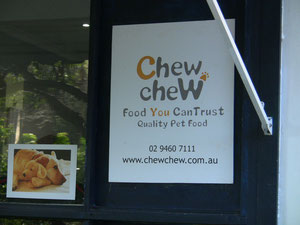 Chew Chew - Pet Restaurant