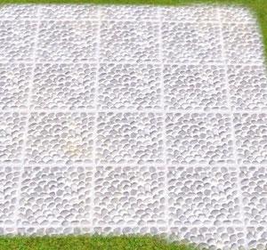 Peinture terrain gallets  003 :
