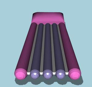 matelas gonflable (peut se mettre aussi bien sur le sol que dans une piscine , aucun code n'est nécessaire)