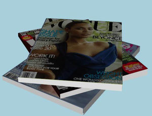 magazines (clutter)