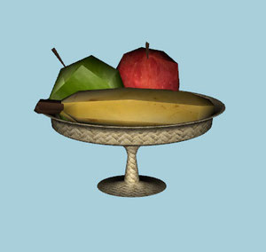 coupe de fruit