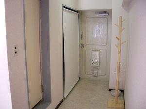 完全個室の商談スペース