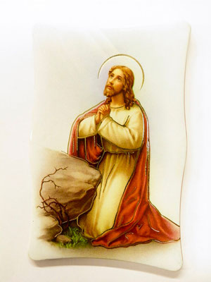 CHRIST EN PRIERE