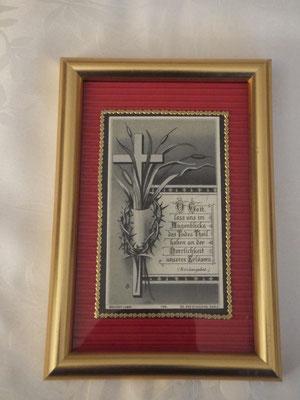 Cadre religieux 16/11cm 10.90€