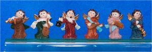 Anges miniatures a l'unite 1.50€ ref 013