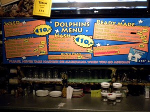 coffee shop dolphins amsterdam