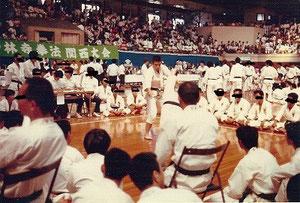 少林寺拳法関西大会