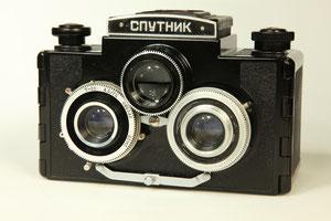 LOMO Sputnik Stereo Kamera  © by engel-art.ch