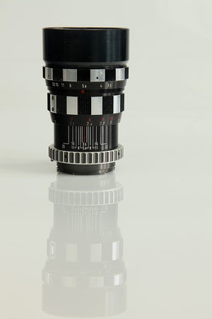 Tele-Enalyt 1:3.5 f=13.5cm  ©  engel-art.ch