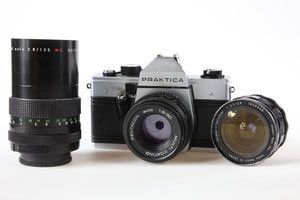 PRAKTICA Super TL 1000 Copyright by engel-art.ch