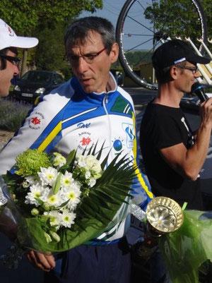 Philippe Duflos à MOLLIENS AU BOIS le 2 Juin