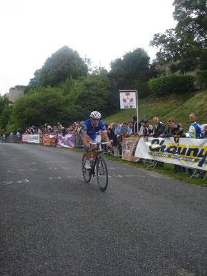 Vincent Soulet au Championnat National en équipe de Somme