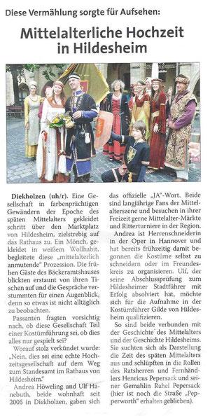 Der Diekhölzener vom 24.08.2011