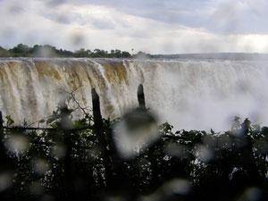Les chutes Victoria