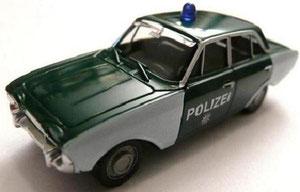 015 17M P3 Badewanne Polizei 1960 - 1964