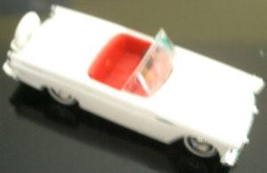 110 Thunderbird Cabriolet 1956