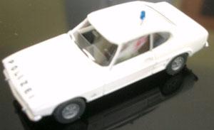 102 Capri I 1969 - 1974 Polizei