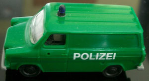100 Transit Polizei
