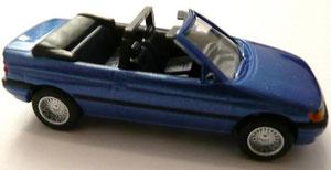 030 Escort Cabriolet 1990 - 1992