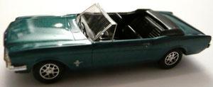 073 Mustang Cabriolet