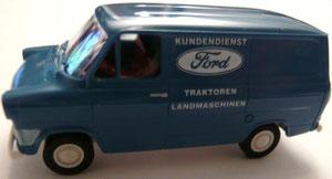 086 Transit Kastenwagen 1965 -