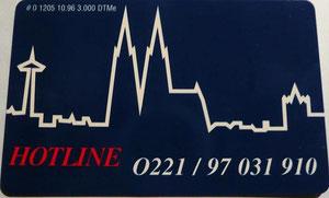 ODS O 1205 10/96 3.000 DTMe