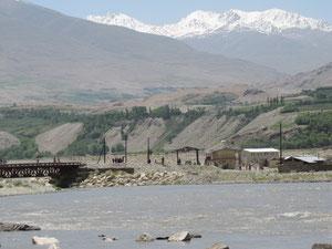 Brücke nach Afghanistan