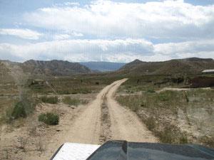 Zum Baibiche Pass