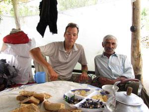 Unterwegs zum Cay eingeladen von Einheimischen