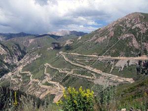 Moldo-Ashuu Pass