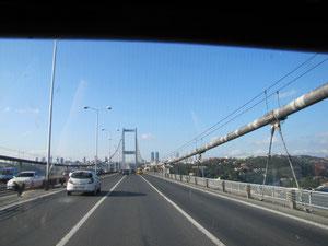 Brücke nach Europa