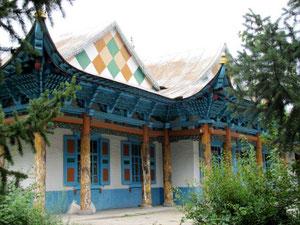 Moschee von Karakol