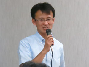 笠井 博政様 共立総合研究所