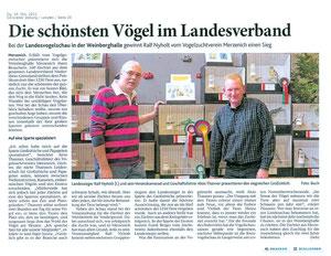 Landesschau 2012 DZ