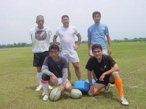 2011/7/30 @富士川河川敷