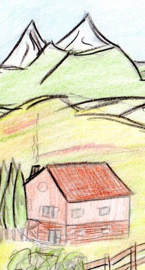 Uoiea Bauernhof