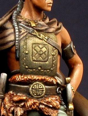 Le pectoral en bronze de l'ombrien