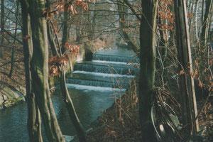 Kleinwasserkraftwerk Sure