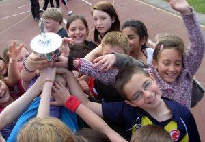 Spiel- und Sportfest im Schuljahr 2009/2010