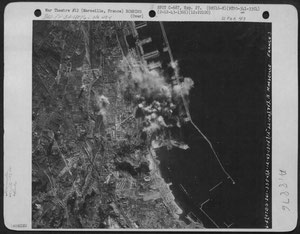 Bombardement du port