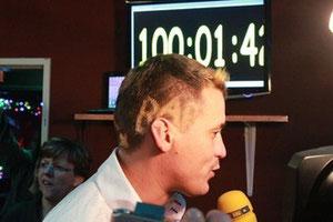 Andy hat Guinessrekord geschafft