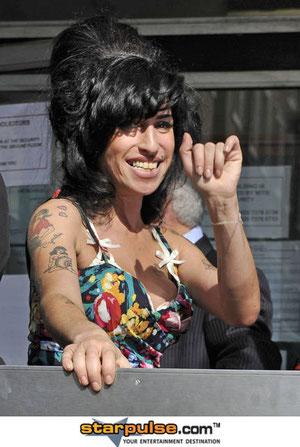 Amy Jade Winehouse - klick mich...