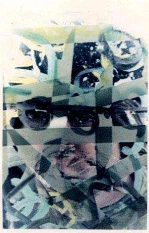 """sans titre"" photomaton 1996"