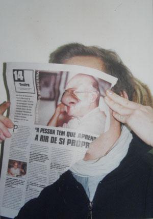 rire de sa propre image 1998