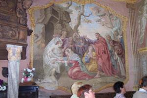Kapelle Schloß Warthausen