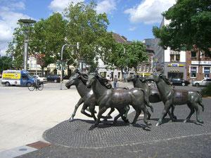 Die Pferde von Aachen