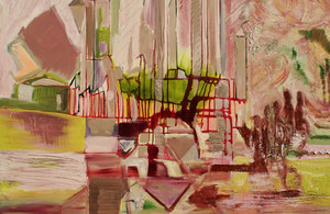 Metamorphe Urbanität 1 © erdengoldkunstwerk Nathalie Arun