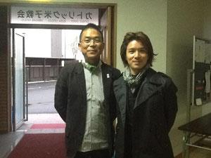 イケメンオペラ歌手「山本耕平」